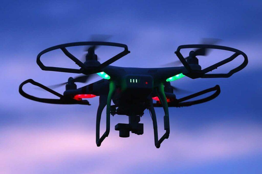 Drony, rodzaje, zastosowanie