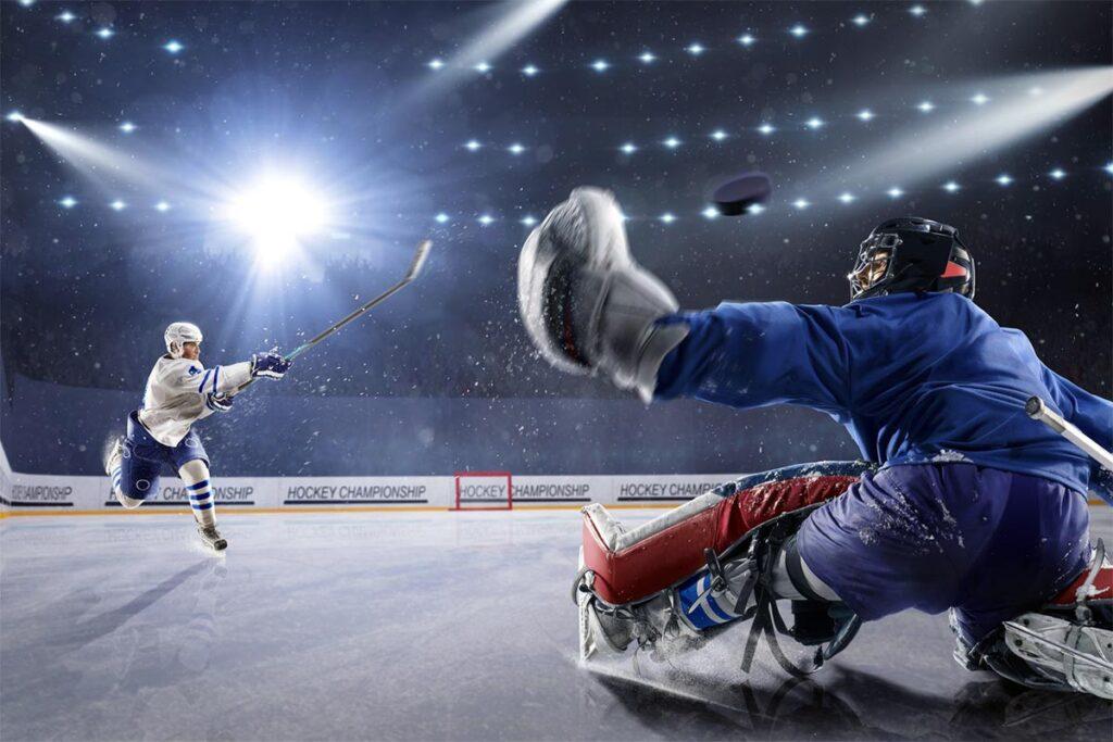 Hokej na lodzie - zasady gry i strój hokeisty