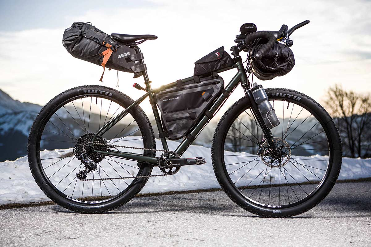 W co spakować bagaż na wycieczkę rowerową?
