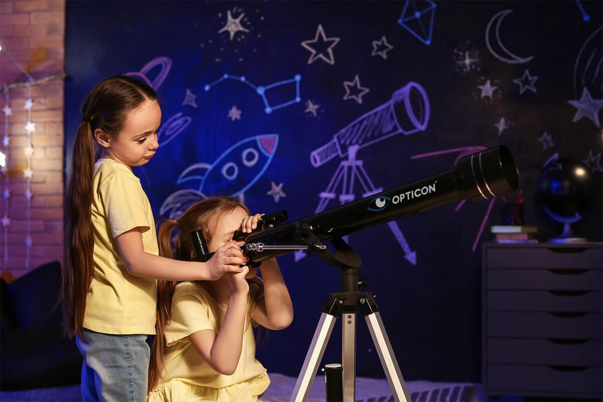 Wybieramy teleskop dla początkującego astronoma